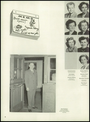 Page 8, 1950 Edition, Santa Clara High School - Tocsin Yearbook (Santa Clara, CA) online yearbook collection