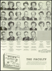 Page 9, 1950 Edition, Santa Clara High School - Tocsin Yearbook (Santa Clara, CA) online yearbook collection