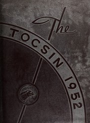 Page 1, 1952 Edition, Santa Clara High School - Tocsin Yearbook (Santa Clara, CA) online yearbook collection