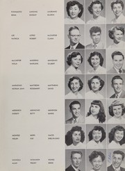 Page 15, 1952 Edition, Santa Clara High School - Tocsin Yearbook (Santa Clara, CA) online yearbook collection