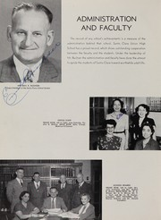 Page 8, 1952 Edition, Santa Clara High School - Tocsin Yearbook (Santa Clara, CA) online yearbook collection