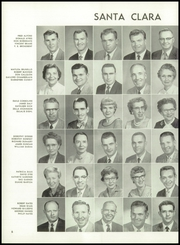 Page 10, 1959 Edition, Santa Clara High School - Tocsin Yearbook (Santa Clara, CA) online yearbook collection