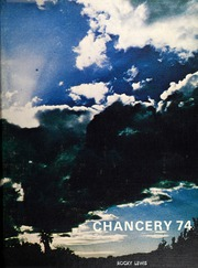 Chatsworth High School - Chancery Yearbook (Chatsworth, CA) online yearbook collection, 1974 Edition, Page 1