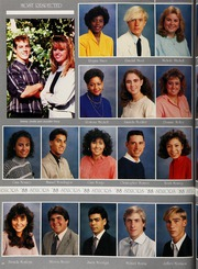 Page 38, 1988 Edition, Chatsworth High School - Chancery Yearbook (Chatsworth, CA) online yearbook collection