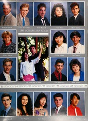 Page 39, 1988 Edition, Chatsworth High School - Chancery Yearbook (Chatsworth, CA) online yearbook collection