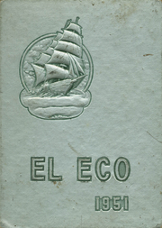 Page 1, 1951 Edition, Nathaniel Narbonne High School - El Eco Yearbook (Harbor City, CA) online yearbook collection