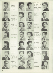 Page 12, 1953 Edition, Nathaniel Narbonne High School - El Eco Yearbook (Harbor City, CA) online yearbook collection