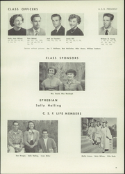 Page 13, 1953 Edition, Nathaniel Narbonne High School - El Eco Yearbook (Harbor City, CA) online yearbook collection