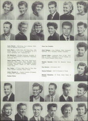 Page 10, 1954 Edition, Nathaniel Narbonne High School - El Eco Yearbook (Harbor City, CA) online yearbook collection