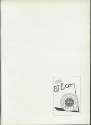 Page 5, 1954 Edition, Nathaniel Narbonne High School - El Eco Yearbook (Harbor City, CA) online yearbook collection