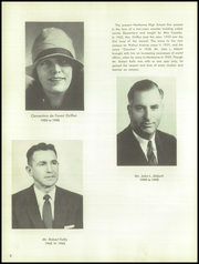 Page 10, 1960 Edition, Nathaniel Narbonne High School - El Eco Yearbook (Harbor City, CA) online yearbook collection