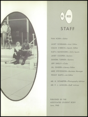 Page 7, 1960 Edition, Nathaniel Narbonne High School - El Eco Yearbook (Harbor City, CA) online yearbook collection