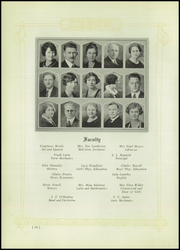 Page 16, 1927 Edition, Tulare Union High School - Argus Yearbook (Tulare, CA) online yearbook collection