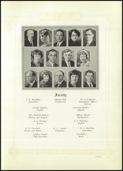 Page 17, 1927 Edition, Tulare Union High School - Argus Yearbook (Tulare, CA) online yearbook collection