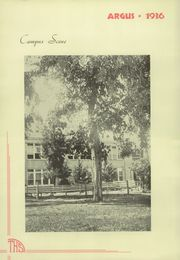 Page 12, 1936 Edition, Tulare Union High School - Argus Yearbook (Tulare, CA) online yearbook collection