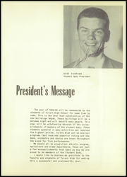 Page 11, 1954 Edition, Tulare Union High School - Argus Yearbook (Tulare, CA) online yearbook collection