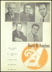 Page 17, 1954 Edition, Tulare Union High School - Argus Yearbook (Tulare, CA) online yearbook collection