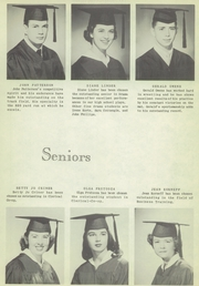 Page 9, 1956 Edition, Tulare Union High School - Argus Yearbook (Tulare, CA) online yearbook collection