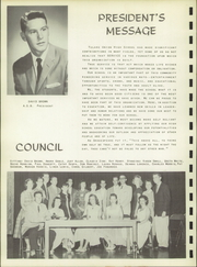 Page 10, 1958 Edition, Tulare Union High School - Argus Yearbook (Tulare, CA) online yearbook collection
