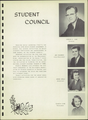 Page 11, 1958 Edition, Tulare Union High School - Argus Yearbook (Tulare, CA) online yearbook collection