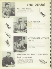 Page 16, 1958 Edition, Tulare Union High School - Argus Yearbook (Tulare, CA) online yearbook collection