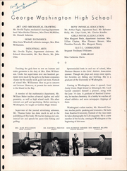 Page 17, 1939 Edition, George Washington High School - Surveyor Yearbook (San Francisco, CA) online yearbook collection