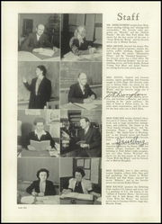 Page 14, 1940 Edition, George Washington High School - Surveyor Yearbook (San Francisco, CA) online yearbook collection