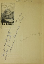 Page 2, 1932 Edition, Excelsior High School - El Aviador Yearbook (Norwalk, CA) online yearbook collection
