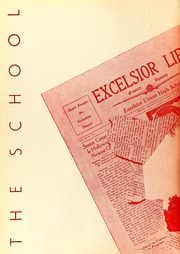 Page 14, 1937 Edition, Excelsior High School - El Aviador Yearbook (Norwalk, CA) online yearbook collection