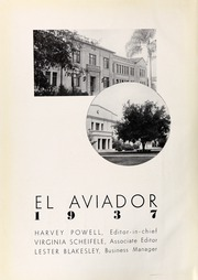 Page 6, 1937 Edition, Excelsior High School - El Aviador Yearbook (Norwalk, CA) online yearbook collection