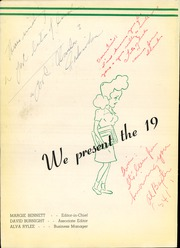 Page 6, 1941 Edition, Excelsior High School - El Aviador Yearbook (Norwalk, CA) online yearbook collection