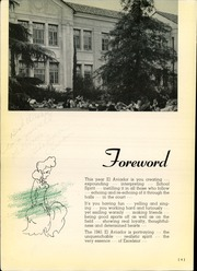 Page 8, 1941 Edition, Excelsior High School - El Aviador Yearbook (Norwalk, CA) online yearbook collection