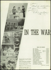 Page 6, 1942 Edition, Excelsior High School - El Aviador Yearbook (Norwalk, CA) online yearbook collection