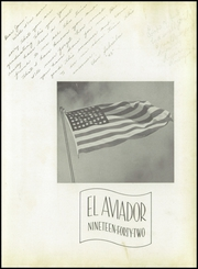 Page 7, 1942 Edition, Excelsior High School - El Aviador Yearbook (Norwalk, CA) online yearbook collection