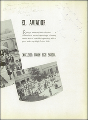 Page 9, 1942 Edition, Excelsior High School - El Aviador Yearbook (Norwalk, CA) online yearbook collection