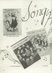 Page 14, 1949 Edition, Excelsior High School - El Aviador Yearbook (Norwalk, CA) online yearbook collection