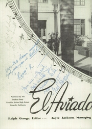 Page 6, 1949 Edition, Excelsior High School - El Aviador Yearbook (Norwalk, CA) online yearbook collection
