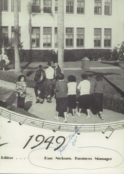 Page 7, 1949 Edition, Excelsior High School - El Aviador Yearbook (Norwalk, CA) online yearbook collection