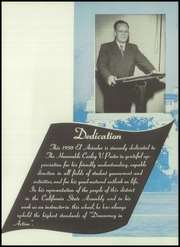 Page 10, 1950 Edition, Excelsior High School - El Aviador Yearbook (Norwalk, CA) online yearbook collection