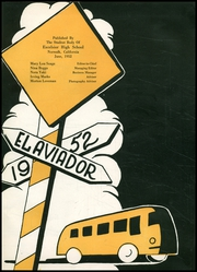Page 5, 1952 Edition, Excelsior High School - El Aviador Yearbook (Norwalk, CA) online yearbook collection