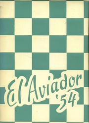 1954 Edition, Excelsior High School - El Aviador Yearbook (Norwalk, CA)