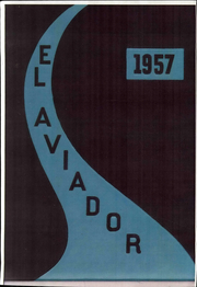 1957 Edition, Excelsior High School - El Aviador Yearbook (Norwalk, CA)