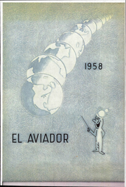 1958 Edition, Excelsior High School - El Aviador Yearbook (Norwalk, CA)