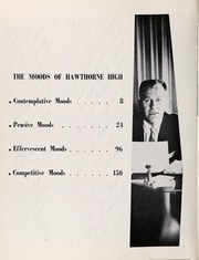Page 10, 1960 Edition, Hawthorne High School - El Molino Yearbook (Hawthorne, CA) online yearbook collection