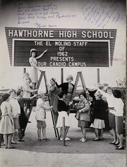 Page 5, 1962 Edition, Hawthorne High School - El Molino Yearbook (Hawthorne, CA) online yearbook collection