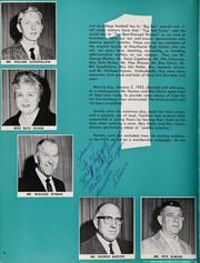 Page 8, 1962 Edition, Hawthorne High School - El Molino Yearbook (Hawthorne, CA) online yearbook collection
