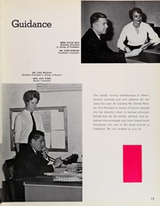 Page 17, 1963 Edition, Hawthorne High School - El Molino Yearbook (Hawthorne, CA) online yearbook collection