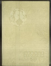Page 1, 1939 Edition, San Fernando High School - Orange Blossom Yearbook (San Fernando, CA) online yearbook collection