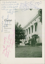 Page 8, 1939 Edition, San Fernando High School - Orange Blossom Yearbook (San Fernando, CA) online yearbook collection