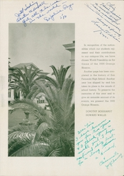 Page 9, 1939 Edition, San Fernando High School - Orange Blossom Yearbook (San Fernando, CA) online yearbook collection